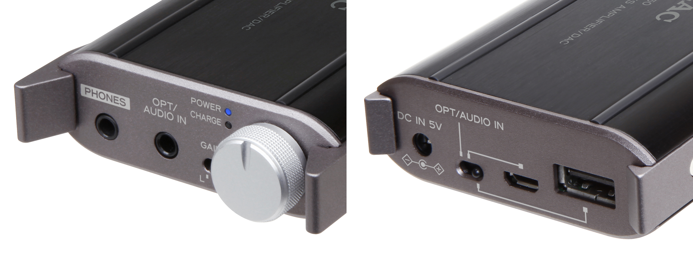 TEAC HA-P50 Portable Headphone Amplifier With USB DAC (Sold Out) Ha-p50_w_body