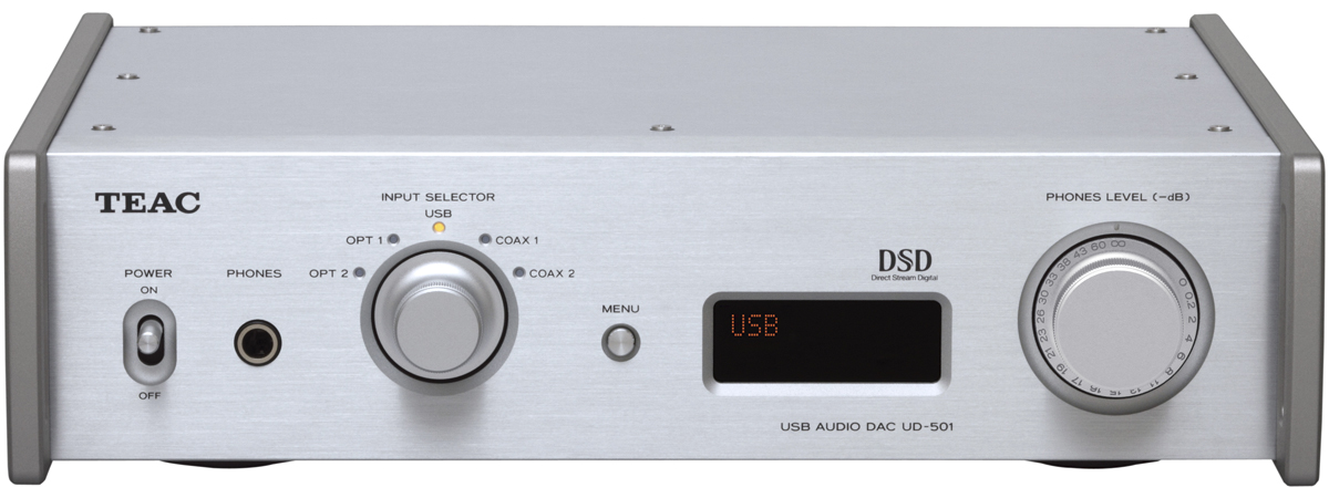 UD-501-S (Silver)